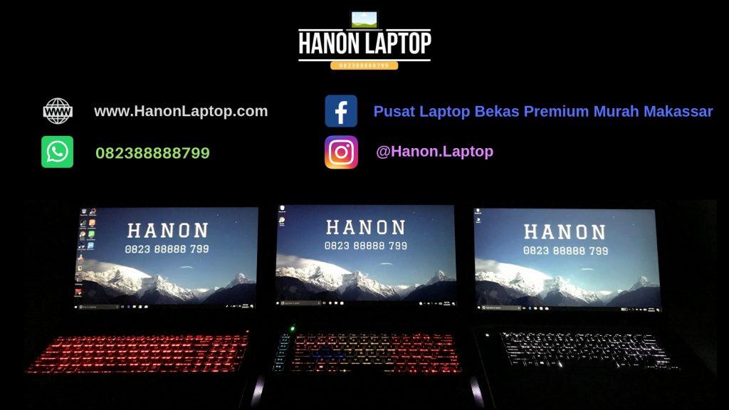 Jual Beli Laptop Second Di Makassar Hanon Laptop