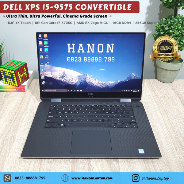 dell xps 15 9575 makassar